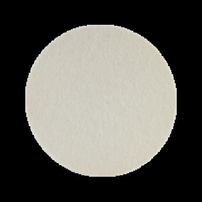 Kotúč filcový na sklo 127 mm k politúre 273141