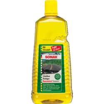 SONAX Letná náplň do ostrekovačov - koncentrát 1:7 citrus 2L