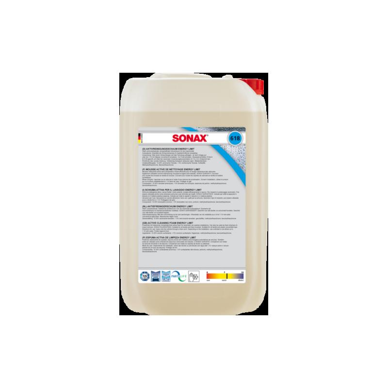SONAX Limit Aktívna umývacia pena koncentrát energy