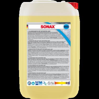 SONAX Limit lleštiaci šampón so zmäkčovačom vody
