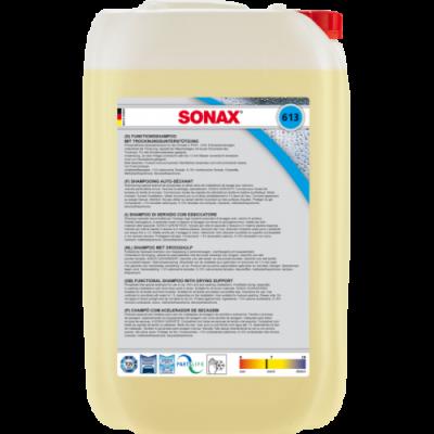 SONAX Limit šampón so sušiacim účinkom