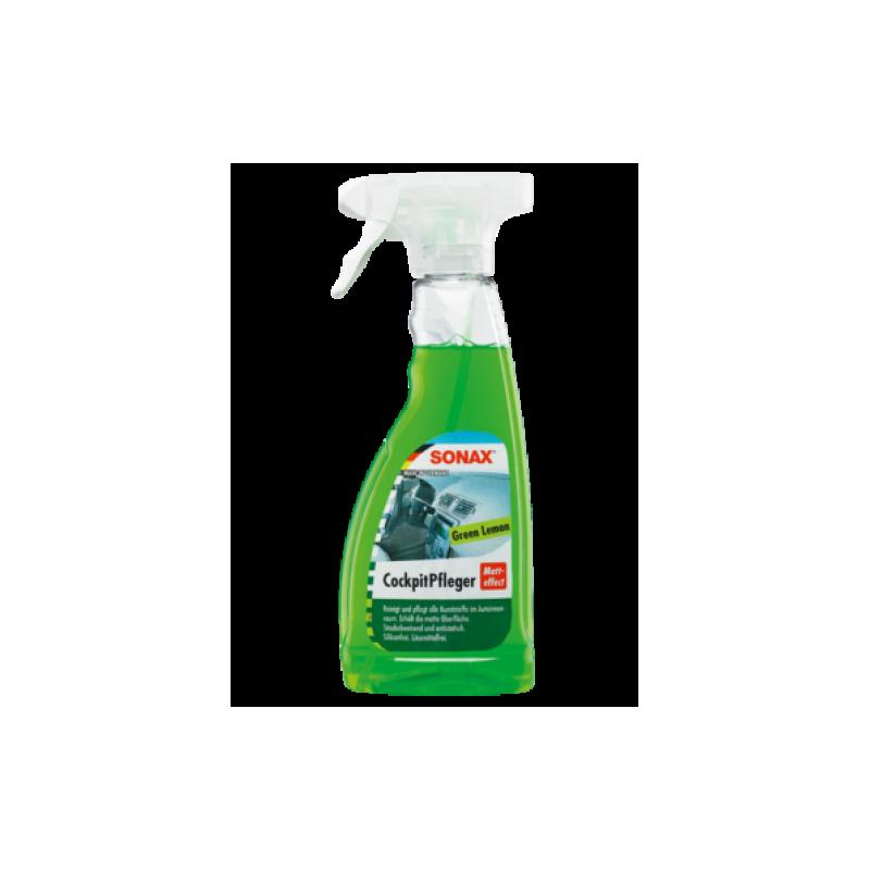 SONAX Ošetrenie plastov zelený citrón - MATNÝ 500ml