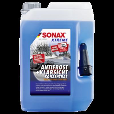 SONAX Xtreme zimný koncentrát do ostrekovačov Smart Dynamics Technology -70°C 5L