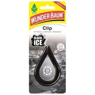 Wunder-Baum Clip BLACK ICE